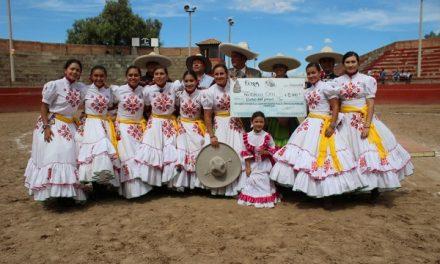 Rancho el Centenario ganó en escaramuzas 2018
