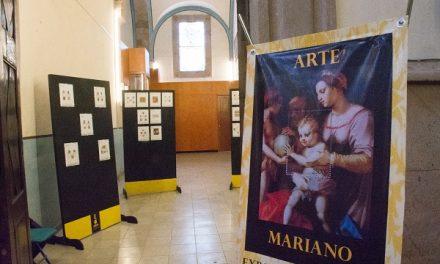 """Exposición filatélica """"Arte Mariano"""""""