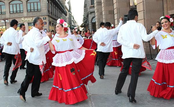 Actividades culturales en el centro histórico