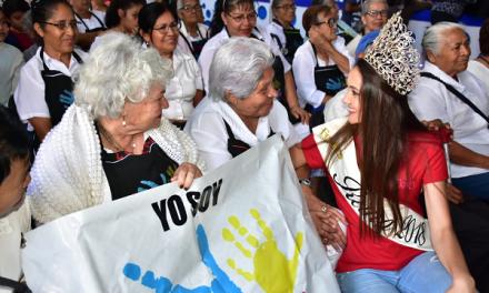 Compromiso social en la FENAPO 2018