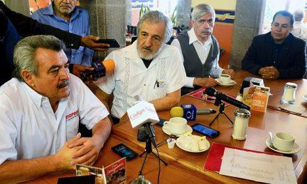 Condenan la violencia en Tampomolón: MORENA