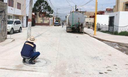 Avance en obras pendientes del Ayuntamiento