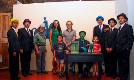 """Exposición """"La merienda del señor verde"""""""