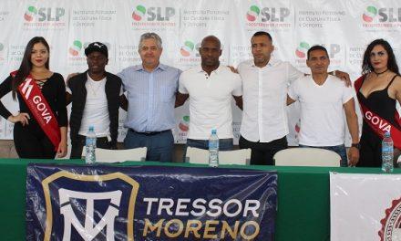 "Academia de Futbol ""Tressor Moreno"""