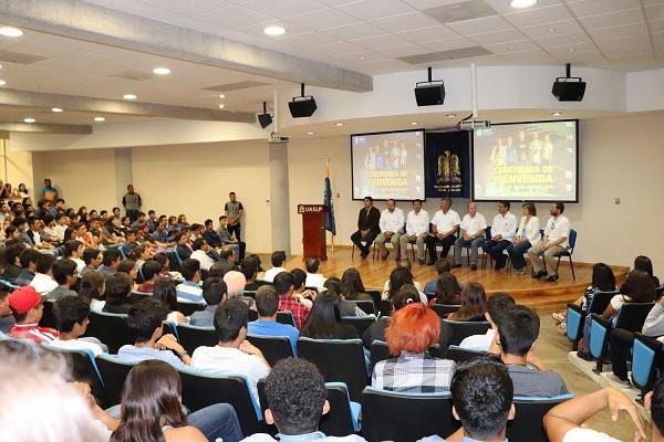 Bienvenida al campus Altiplano UASLP