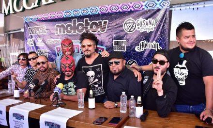 """Presentan """"POTOSINO MUSIC FEST 2018"""""""