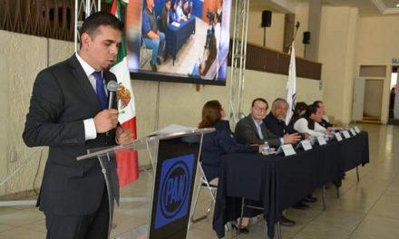 Maximino Jasso presentó su informe