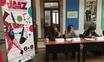 Invitan al V Festival Internacional de Jazz en SLP