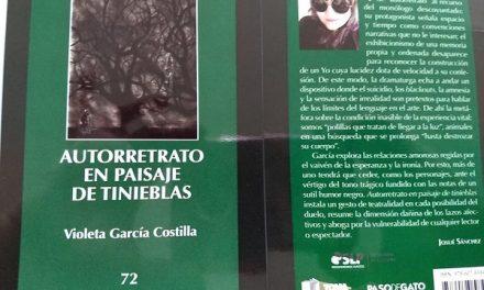 Presentación del libro de Violeta García Costilla
