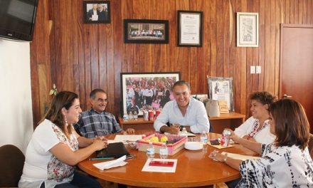 Diputados priistas construyen Agenda Legislativa