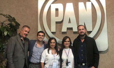 Rolando Hervert coordinador del PAN en el Congreso