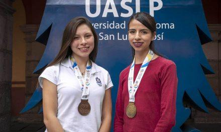 Alumnas de la UASLP Campeonas del Panamericano