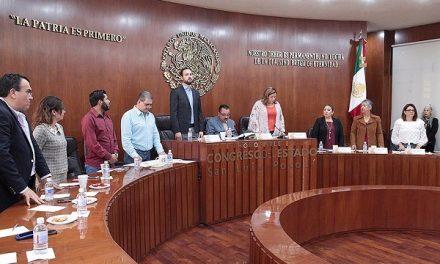 Se instaló formalmente la Comisión del Agua