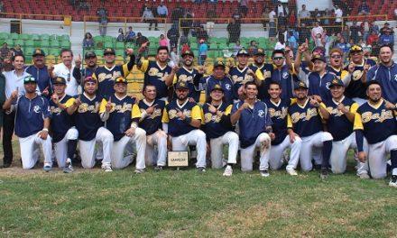 Baja California Campeón Nacional Beisbol