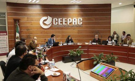 Válida la elección de los 58 Ayuntamientos: CEEPAC