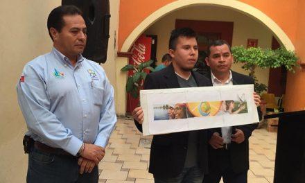 """Mural """"Rioverde Cuna y Corazón"""""""
