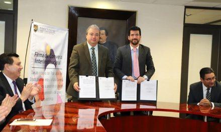 Firman Convenio Poder Judicial y la Fiscalía General