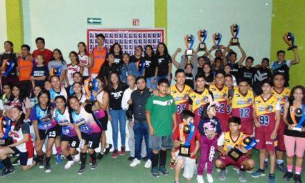 Torneo de basquetbol estudiantil