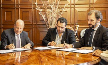 Convenio UASLP con la Comisión Estatal del Agua