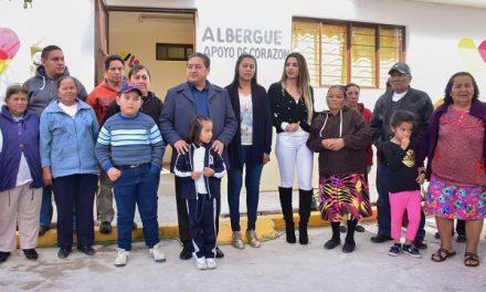 """Inauguran albergue """"Apoyo de Corazón"""""""
