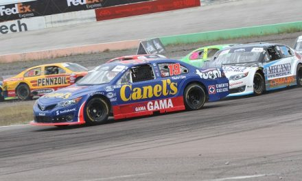 Héctor Aguirre listo en NASCAR de Guadalajara