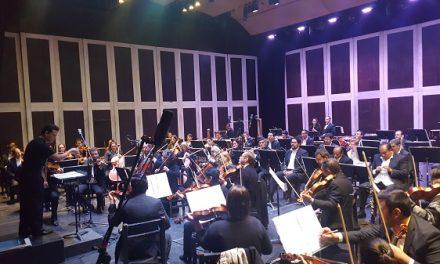 Presentación OSSLP en el Teatro de la Paz