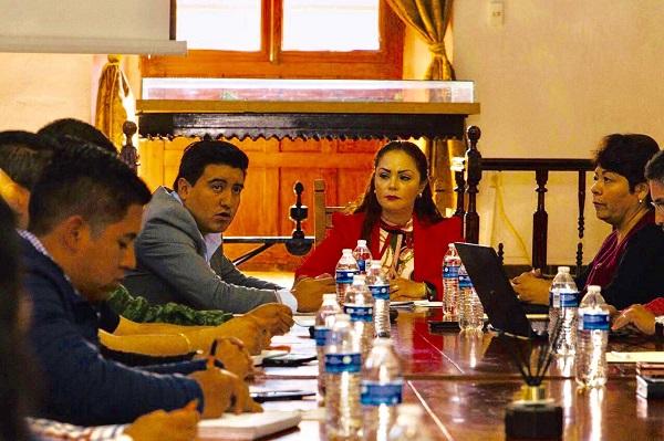Instalan Consejo de Seguridad Pública de Villa de Reyes