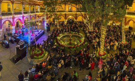UASLP inició los Festejos Navideños del 2018