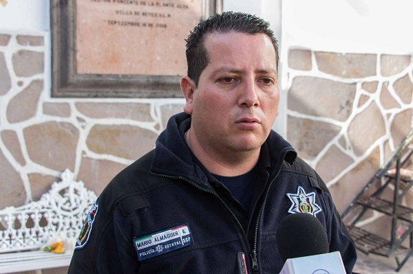 Apoyan con Seguridad a Villa de Reyes