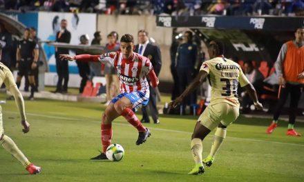 ADSL gana 2-0 al Club América