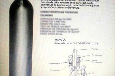 Alerta ante robo de cloro en Guanajuato