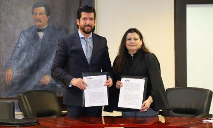 Convenio de colaboración Poder Judicial y el INE