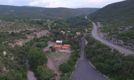 Ruta senderismo Cerro de San Pedro y Armadillo