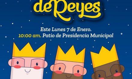 Invitan a la Rosca de Reyes en Soledad