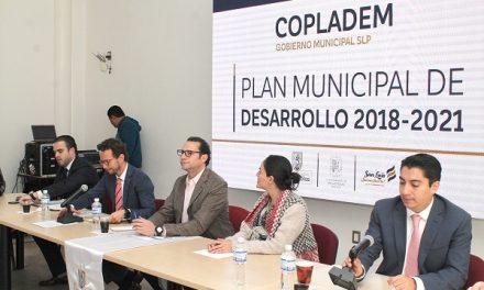 Aprueban Plan Municipal de Desarrollo