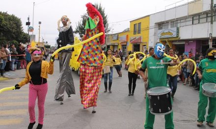 Carnaval Soledad Tropical 2019