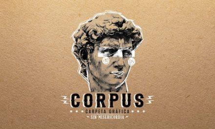 """Presentación carpeta gráfica """"CORPUS"""""""