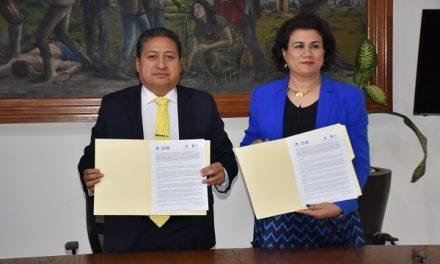 Firman convenio de colaboración Soledad y el ITSLP