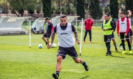 Mario Abrante estará de vuelta de 10 a 12 días