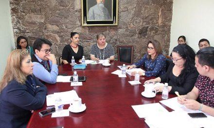 Primer Parlamento de Mujeres de SLP