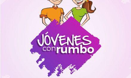 Invitan al Centro Jóvenes con Rumbo
