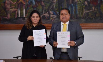 Convenio de colaboración con la CEGAIP