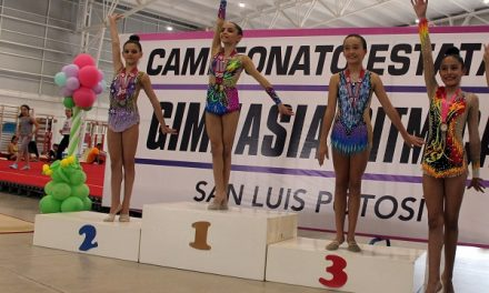 Campeonato Estatal de Gimnasia Rítmica 2019