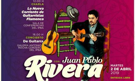 Concierto de Juan Pablo Rivera Sierra