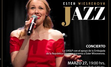 Concierto de Ester Wiesnerova Jazz