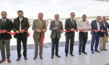 Inauguran el Distribuidor Vial Logistik
