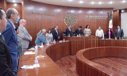 Se instaló Comisión Especial para la Reforma Político-Electoral
