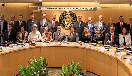 Reunión ANUIES con legisladores federales