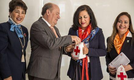 UASLP se suma a la colecta de la Cruz Roja