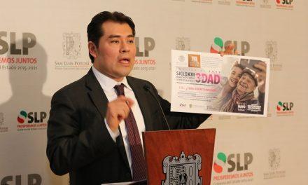 SLP tendrá 2 millones 845 mil 959 personas durante 2019